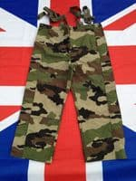 ## NEW ## FRENCH CAMO GORTEX TROUSERS