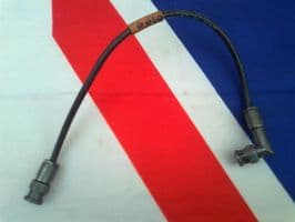 CLANSMAN RADIO RACAL ANTENNA SHORT CABLE