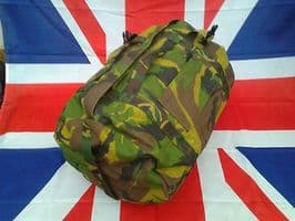 EX ARMY CAMO WATERPROOF HOLDALL / BOOT BAG