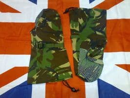 EX ARMY MILITARY GORTEX EXTREME COLD MITTENS SPOTTED GRIP PALM