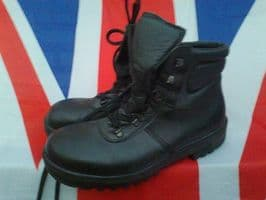 GERMAN ARMY MILITARY MONDO POINT BALTES BOOTS STEEL TOE CAPPED