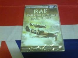 MILITARY ARMY COLLECTORS EDITION 2 DISC SET RAF WAR TIME COMBAT OPERATIONS