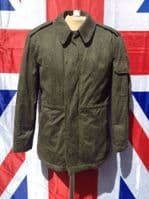 SWISS ARMY PUMA CAMOFLAGUE PATTERN JACKET WITH LINER