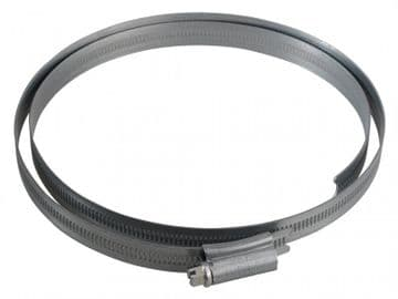 10.1/2in Zinc Protected Hose Clip 235 - 267mm (9.1/4 - 10.1/2in)