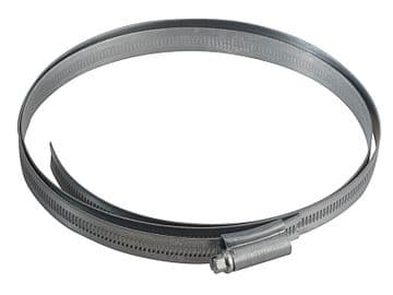 12.1/2in Zinc Protected Hose Clip 286 - 318mm (11.1/4 - 12.1/2in)