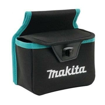 Makita 199297-7 Twin Dual Battery Tool Pouch