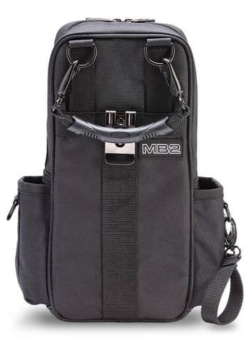 Veto MB2 - Tall Meter Pouch Blackout Version
