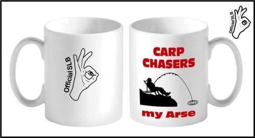 Carp Chasers Mug Simply loveleh Brotherhood official Carp Mug