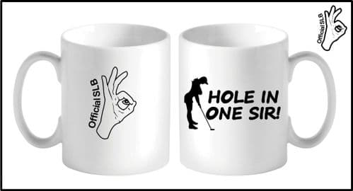 Hole in one Sir! Mug Simply loveleh Brotherhood official mug