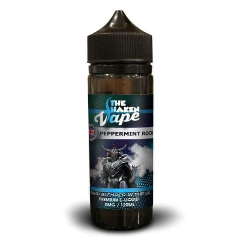 Peppermint Rock 120ml Shortfill Eliquid
