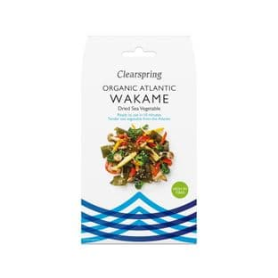 Clearspring Wakame - 25g
