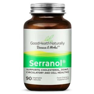 Serranol®  (phthalate free) Delayed Release - 90 Caps