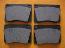 ASTON MARTIN DB6, S, Lagonda, Vantage (67-) NEW DISC BRAKE PADS - DP783
