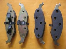 CHRYSLER NEON 2.0 LE (95-) NEW DISC BRAKE PADS - DB811