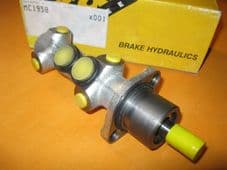 FIAT MAREA (99-) NEW BRAKE MASTER CYLINDER - MC1958