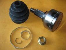 Ford Mondeo 1.8TD Manual & Auto (93-2000) non ABS C V JOINT KIT - 15-1202K