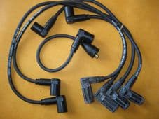LANCIA DEDRA 1.6i(89-97)FIAT TIPO 1.4i(89-95)KEVLAR CORE IGNITION LEAD SET-XC516