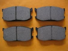 MAZDA 323 BD, BF (81-87) NEW DISC BRAKE PADS - DB234