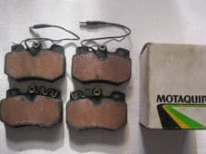 PEUGEOT 106,205,305,309 Mk1,Mk2 (85-93) NEW BRAKE PADS (VBP378)