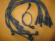 RANGE ROVER 3.5, 3.5i, 4.0i(70-95) DISCOVERY(89-98)NEW IGNITION LEADS SET -XC771