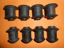 ROVER METRO (1990-95) FRONT WISHBONE BUSHES (4 large, 4 small)