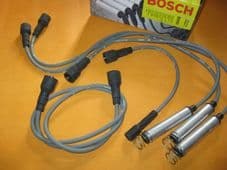VAUXHALL FRONTERA 2.0i, VAUXHALL CARLTON 1.8,2.0 IGNITION LEADS SET -BOSCH B850