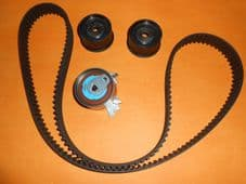 VAUXHALL OPEL ASTRA MkIV,G,ZAFIRA 2.0i,SRi (2002-2005)NEW TIMING BELT KIT-KTB583