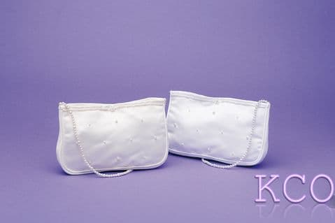 Dolly Bag Style M6138 Ivory~ Special Occasion