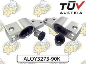 Audi Seat Skoda VW SuperPro Alloy Bracket Kit Control Arm-/Trailing Arm Bush | Advanced Automotive