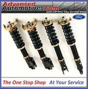 BC Racing BR Series Coilover Kit   Ford Focus RS MK1 98-04 Street Circuit Use