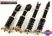 BC Racing RA BR Series Coilover Kit Nissan Skyline R33 R34 GTR 95-01 Level 2