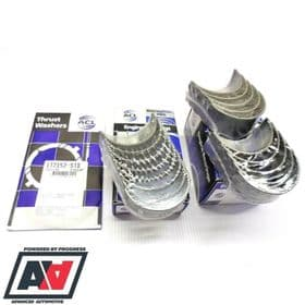 Ford 1.3 1.6 X/Flow Kent Engine ACL Duraglide Engine Bearings Standard Size | Advanced Automotive