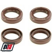 Genuine Subaru Cam Camshaft Oil Seals V1 to V4 Fits Impreza UK WRX STi 806732150