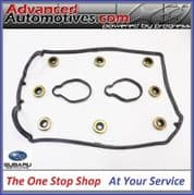 Genuine Subaru Impreza Turbo LH Rocker Cover Gasket Kit V5 V6 WRX STi P1