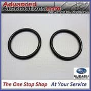 Genuine Subaru Water Transfer Crossover Pipe O Rings Forester All Years And Models 807611031