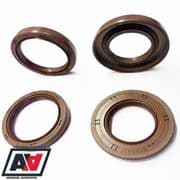 Genune Subaru Cam Camshaft Oil Seals Impreza EJ20 Turbo VVC AVCS Version 7-10