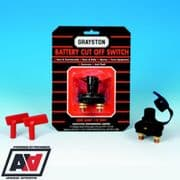 Grayston Battery Cut Off Master Switch
