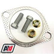 """HKS Exhaust Gasket & Bolts 3 inch ID Subaru Impreza With 3"""" Exhaust Systems"""