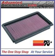 K&N Panel Air Filter For Subaru Legacy 2.0 2.2 & 4WD Turbo 89>
