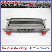 """Mocal Oil Cooler 13 Row 235mm Matrix 5/8"""" BSP Small Engine Or Transmission Uses"""
