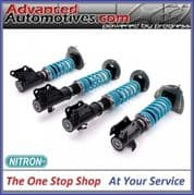 Nitron R1 Coilover Suspension System Subaru Impreza GC8 92-00