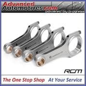 RCM Arrow Forged H Section Conrod Set Subaru Engines EJ20 EJ22 EJ25 SPE809
