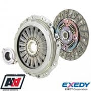 Subaru Impreza 6 Speed Exedy Standard Replacement 3 In One Clutch Kit Year 2001+