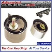 Subaru Impreza Cam Timing Belt Tensioner Idler Bearing V1-V3