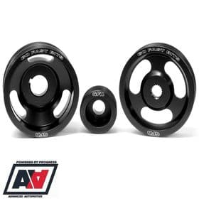 Subaru Impreza V4 GFB Lightweight Underdrive Pulley Kit 2003 | Advanced Automotive