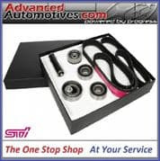 Subaru Impreza Timing Belt Kit Cam Belt 1992 - 1996 Pink STi Belt V1-V2 Upgrade