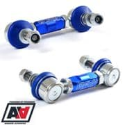 SuperPro Heavy Duty Adjustable Drop Links 100mm-120mm Subaru Impreza 02-14