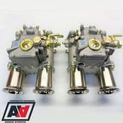 """Weber 45 DCOE 152 """"G"""" Twin Carbs For 16 Valve Engines"""