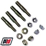 Weber 48 50 & 55 DCO/SP Carburettor Inlet Manifold 5/16 UNC Stepped Stud Kit