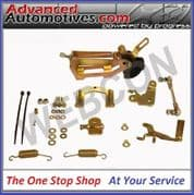 Weber Carb Single Cable Linkage Kit 40 45 48 50 DCOE Single Or Twin Carb Fitment LP1000